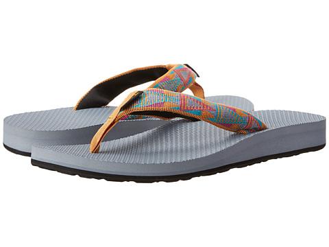Teva - Classic Flip (Mosaic Organge) Women's Sandals