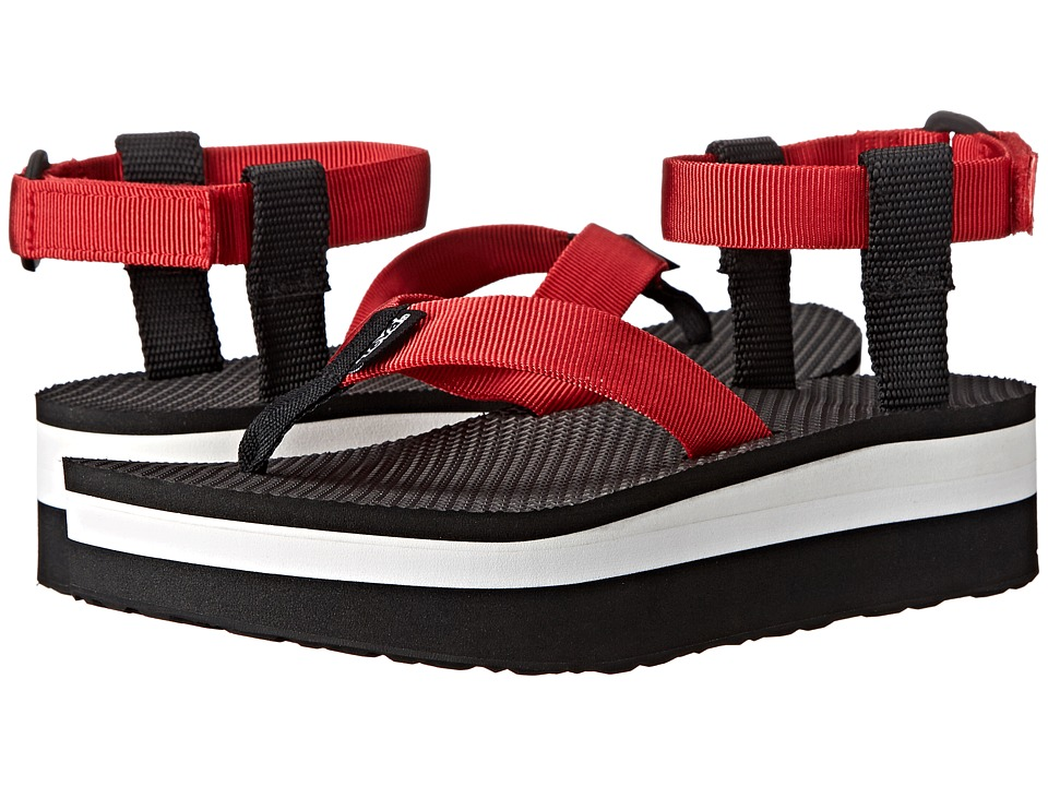 Teva - Flatform Sandal (Formula One) Women's Sandals