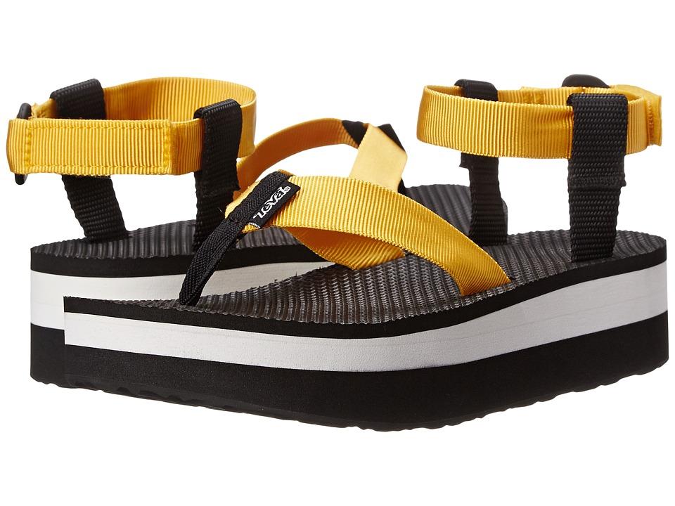 Teva - Flatform Sandal (Freesia) Women's Sandals