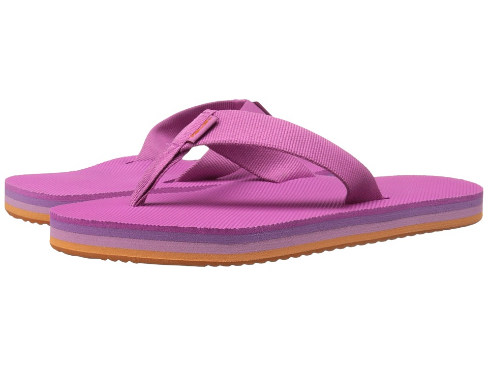 Teva - Deckers Flip (Rose Violet) Women's Sandals