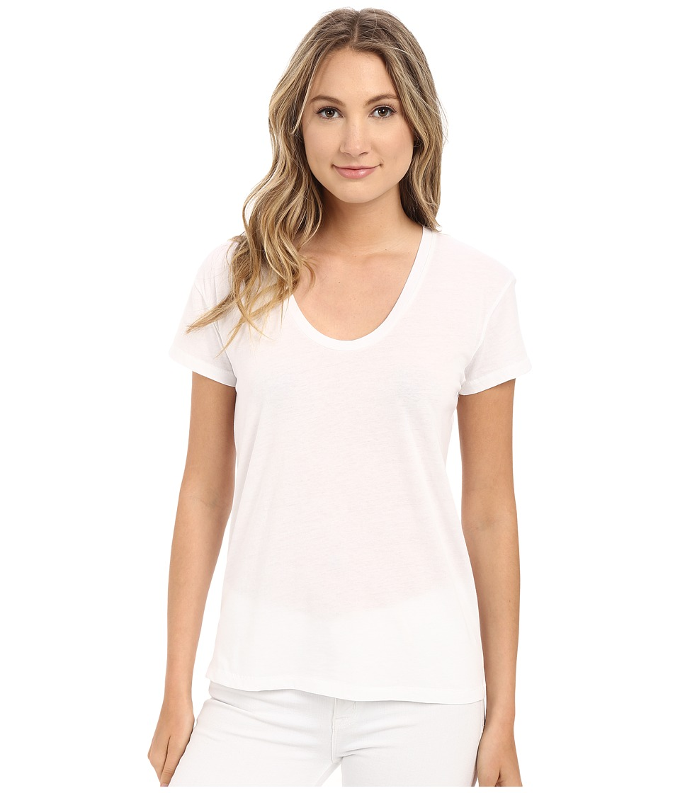 Alternative - Roadtrip Tee (White) Women's T Shirt