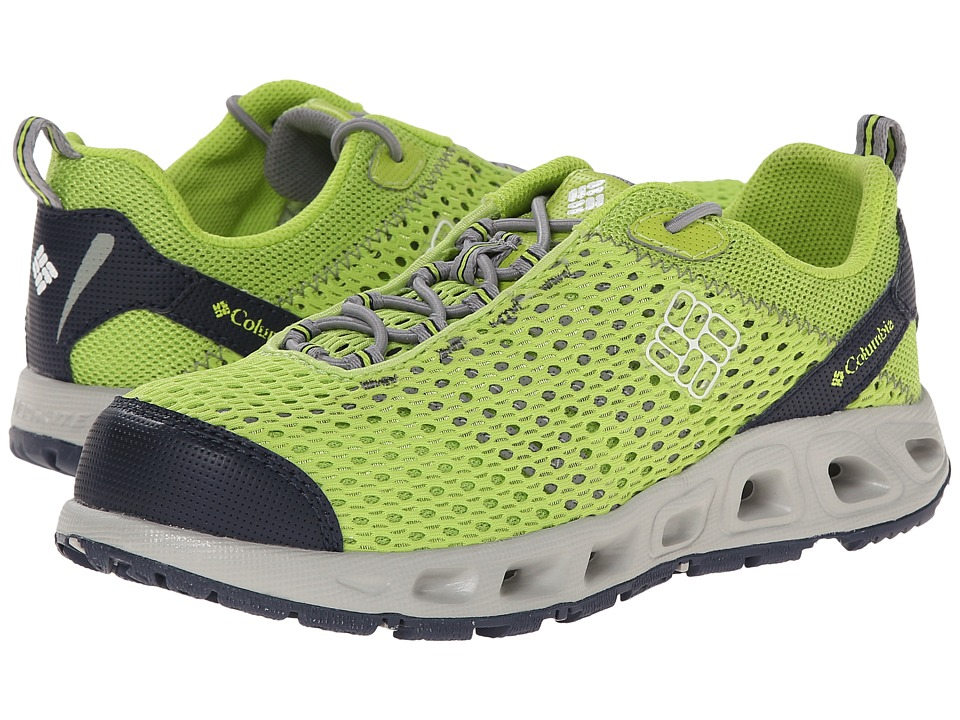 Columbia Kids - Drainmaker III (Toddler/Little Kid/Big Kid) (Fission/Sea Salt) Boys Shoes