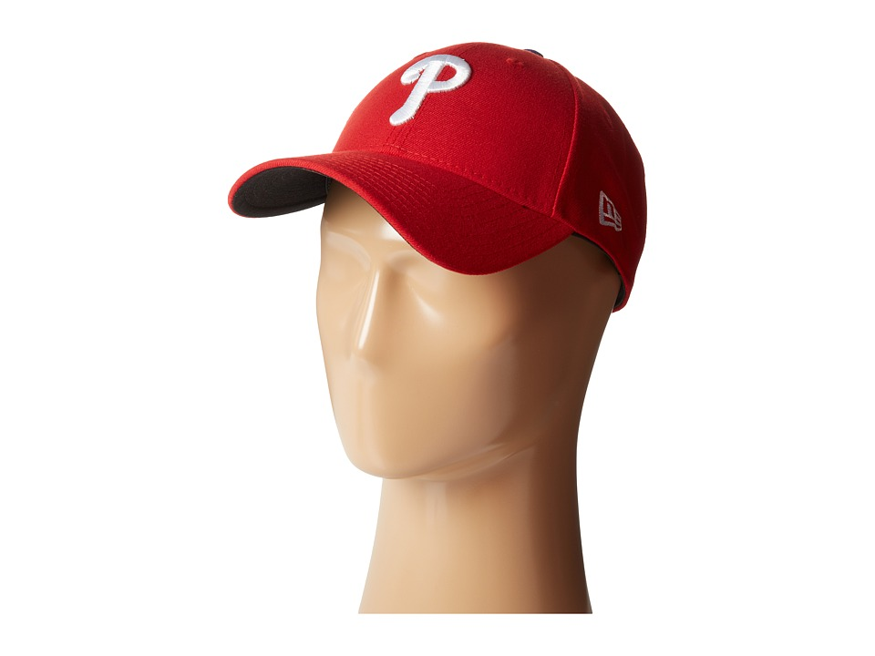 New Era - The League Philadelphia Phillies Games (Red) Caps