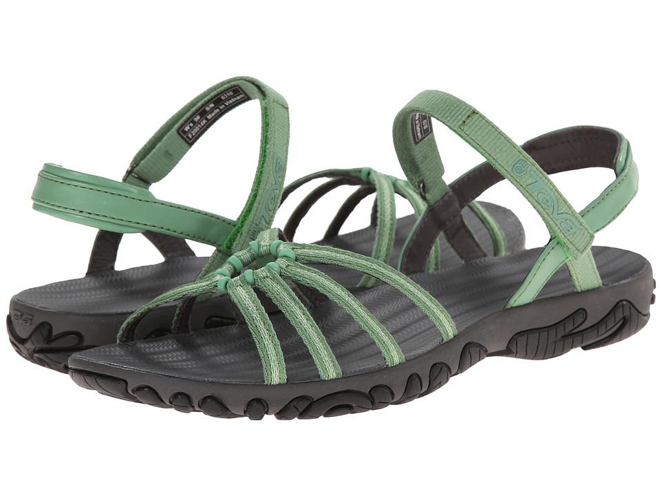 Teva - Kayenta (Vega Green) Women's Sandals
