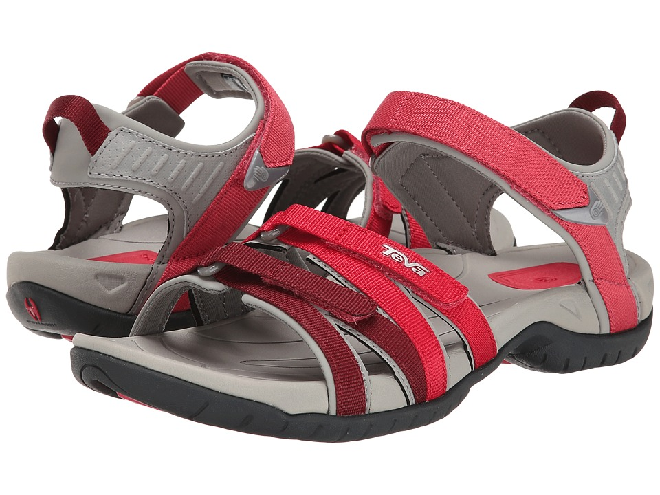 Teva - Tirra (Red Gradient) Women's Sandals