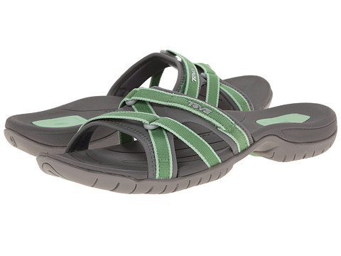 Teva - Tirra Slide (Sea Green) Women