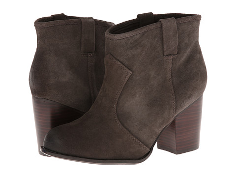 Splendid - Lakota (Mink Suede) Women's Pull-on Boots
