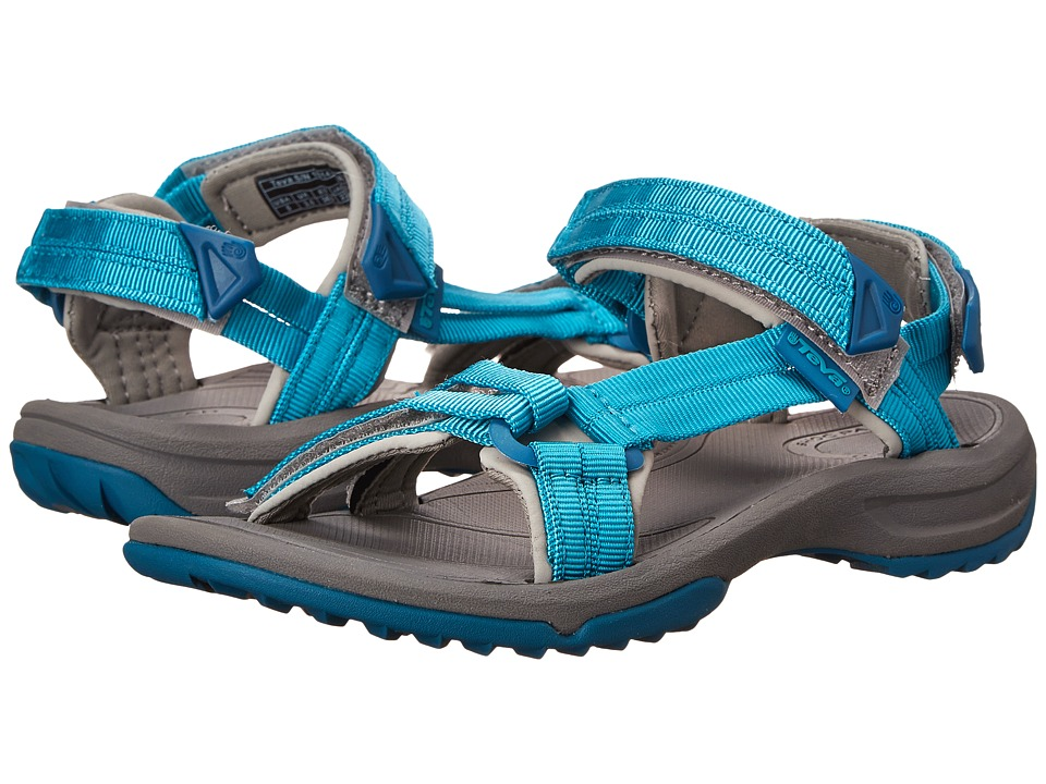 Teva - Terra Fi Lite (Lake Blue) Women's Sandals