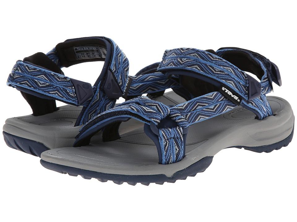 Teva - Terra Fi Lite (Trueno Blue) Women's Sandals