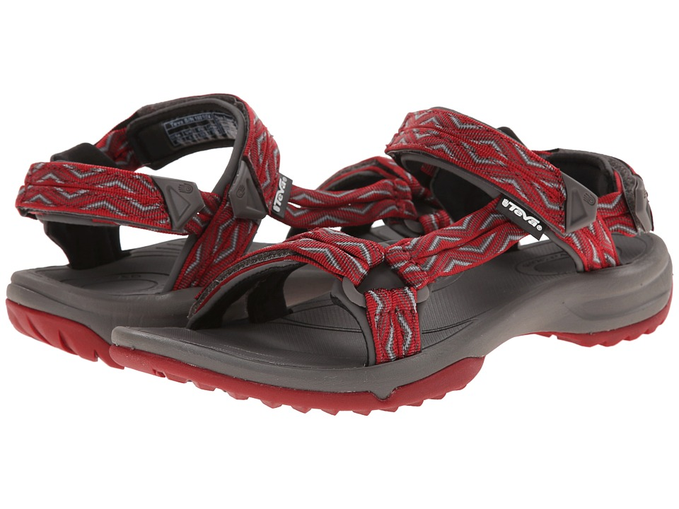 Teva - Terra Fi Lite (Trueno Red) Women's Sandals
