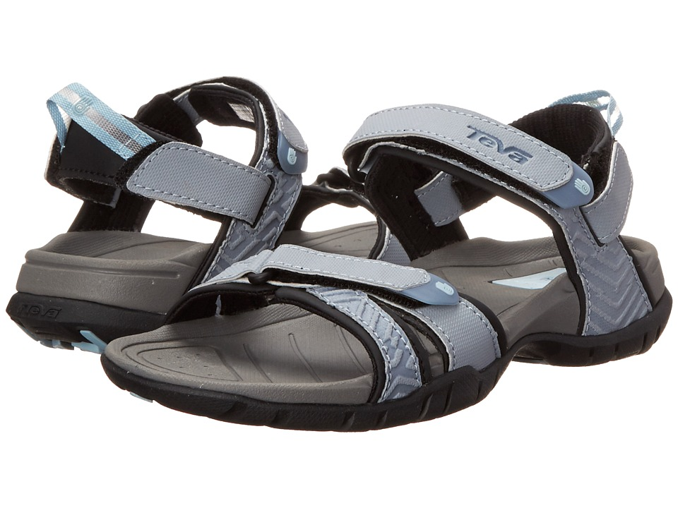 Teva - Numa - Print (Tradewinds) Women's Flat Shoes