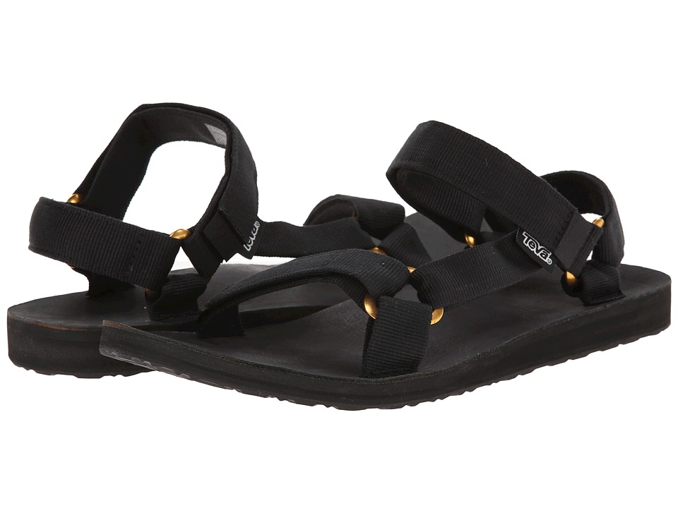 Teva - Original Universal Lux (Black) Men's Sandals