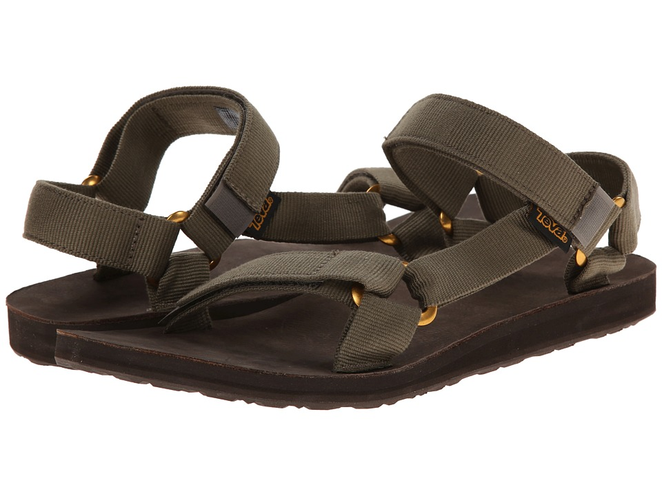 Teva - Original Universal Lux (Stone Grey) Men's Sandals