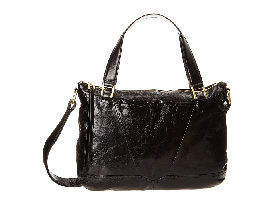 Hobo - Rhoda (Black) Satchel Handbags