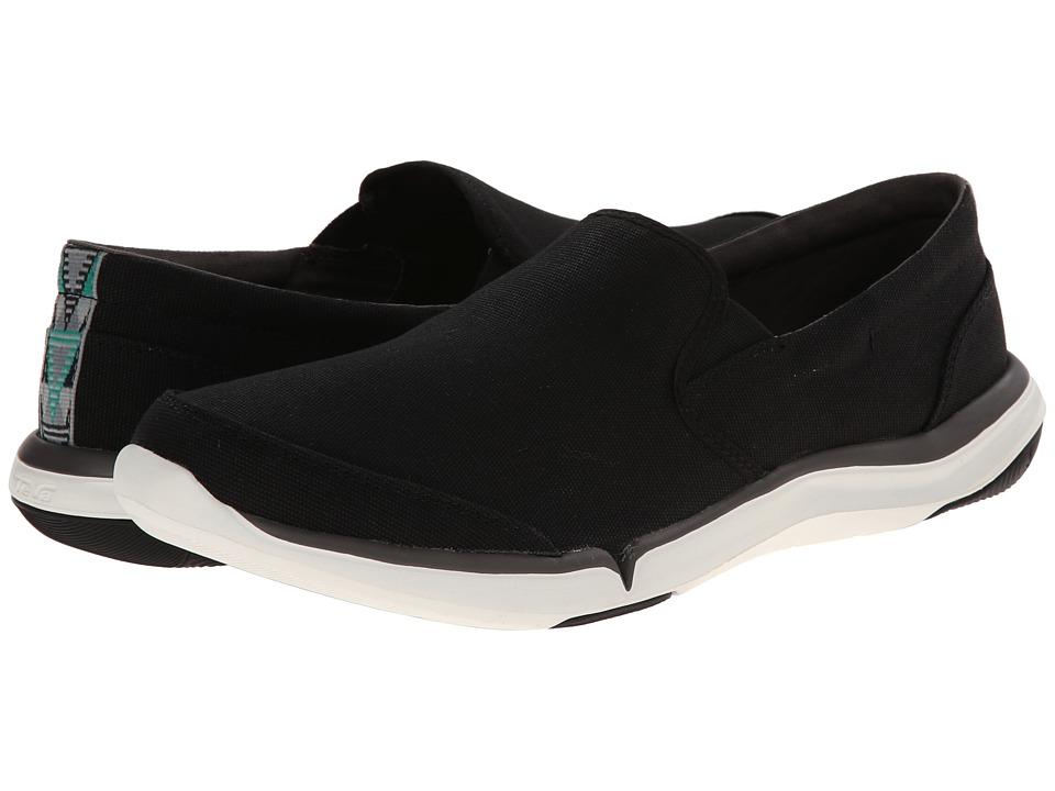 Teva - Wander Slip-On (Black) Men's Shoes