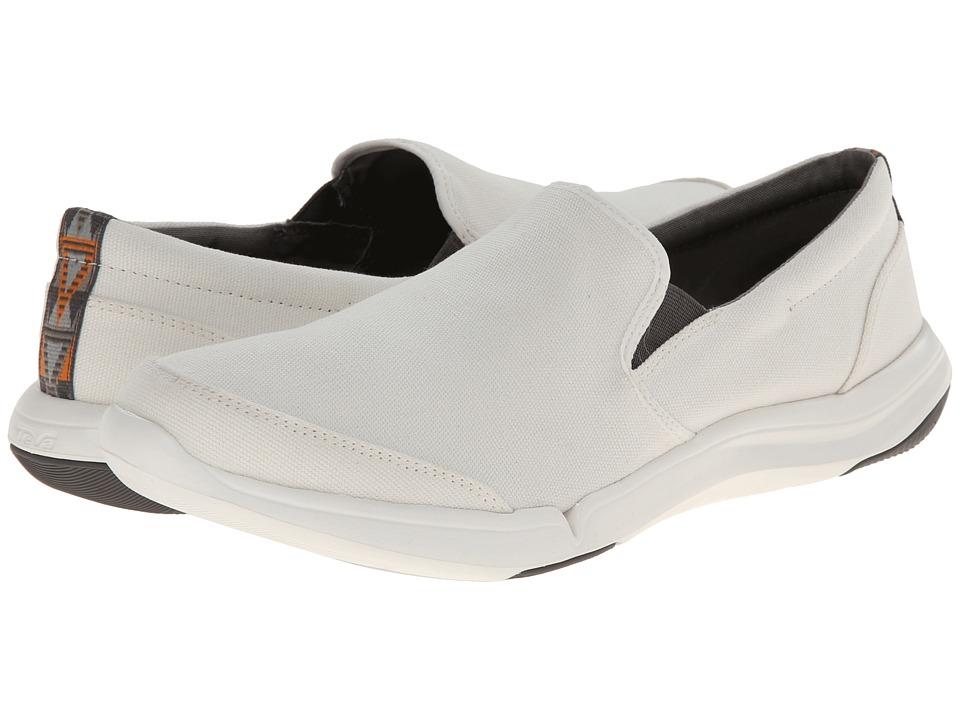 Teva - Wander Slip-On (White) Men's Shoes