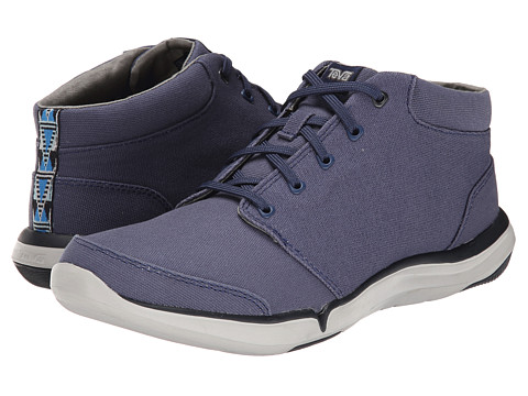 Teva - Wander Chukka (Navy) Men's Shoes
