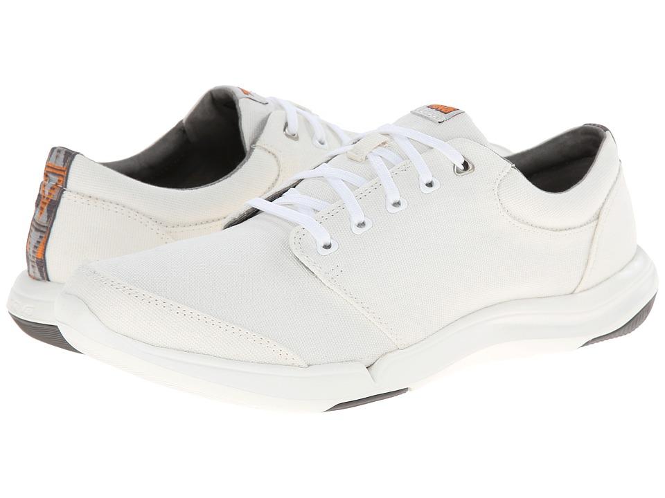 Teva - Wander Lace (White) Men's Shoes