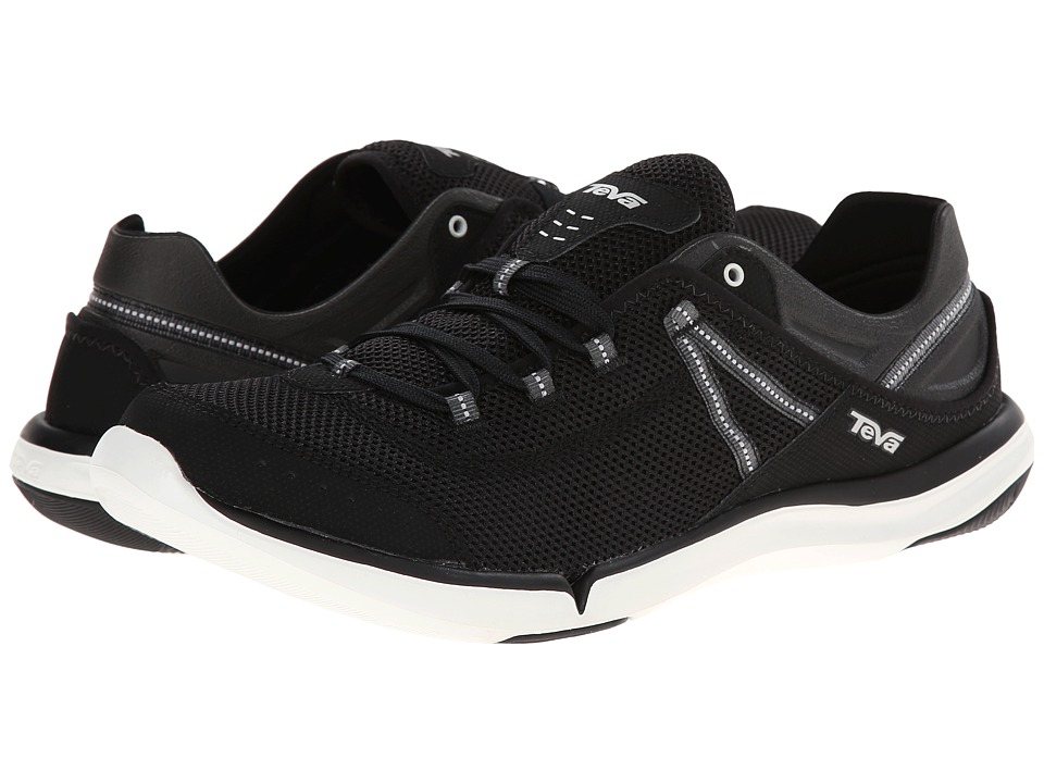 Teva - Evo (Black) Men's Shoes