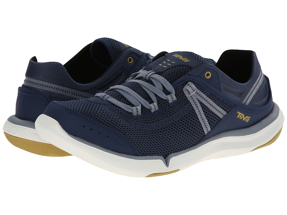 Teva - Evo (Navy) Men's Shoes