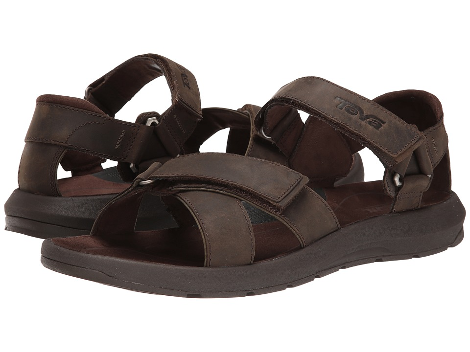 Teva - Berkeley Sandal (Turkish Coffee) Men