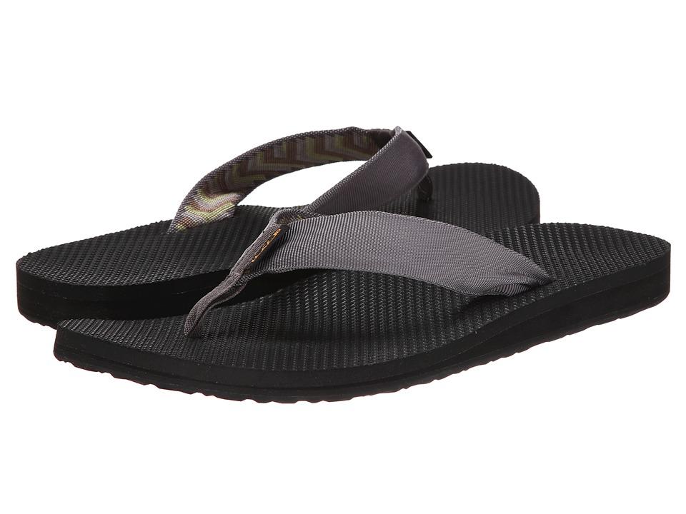Teva - Classic Flip (Azura Grey) Men's Sandals