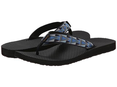 Teva - Classic Flip (Mosaic Black) Men's Sandals