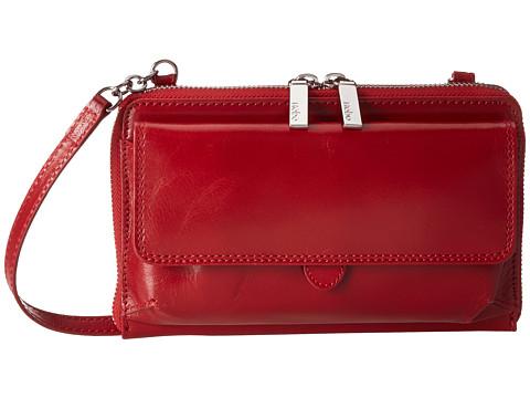 Hobo - Abrielle (Red) Cross Body Handbags