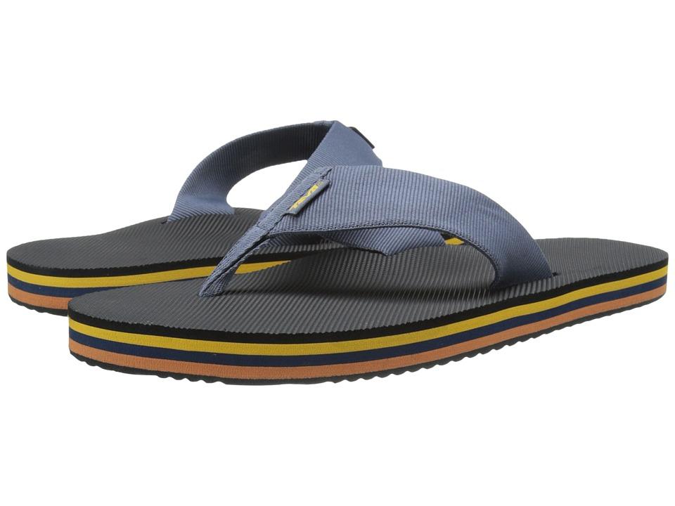 67f95d0ee ... UPC 888855040668 product image for Teva - Deckers Flip (Vintage Indigo)  Men s Sandals ...