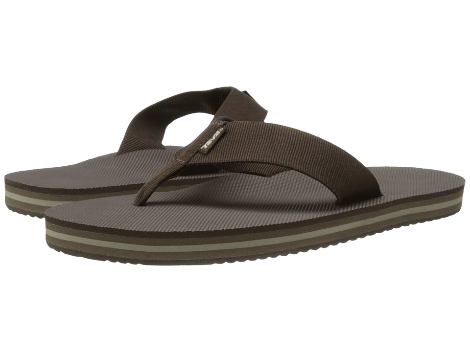 Teva Deckers Flip (Brown) Men