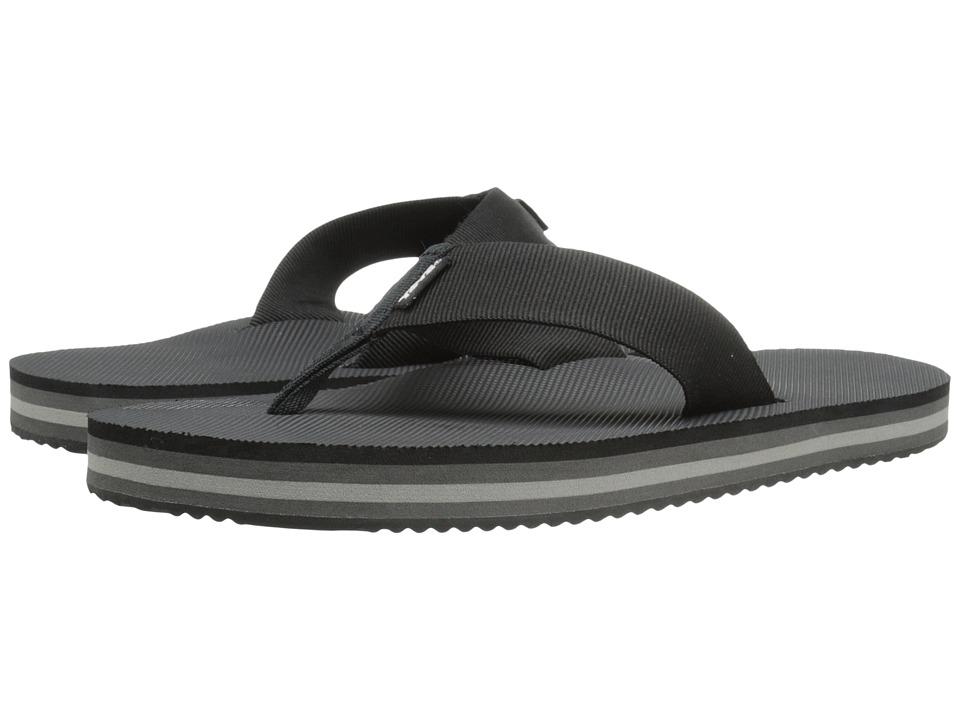Teva - Deckers Flip (Black) Men's Sandals