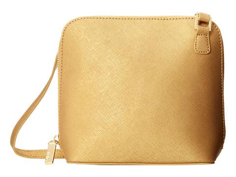 Hobo - Camilla (Gold Saffiano) Cross Body Handbags