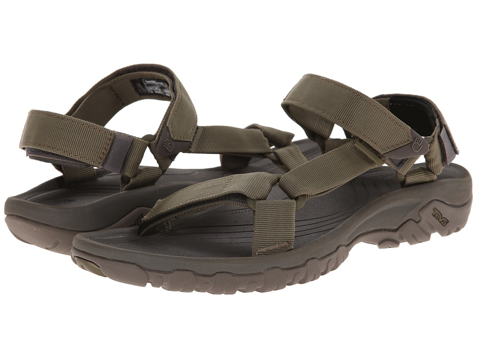 Teva - Hurricane XLT (Dark Olive) Men's Shoes