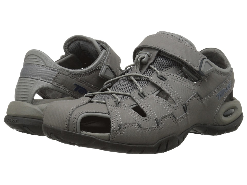 Teva - Dozer 4 (Charcoal Grey) Men's Shoes