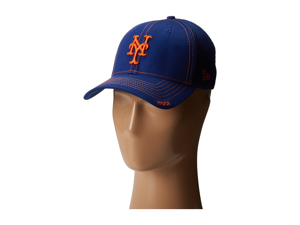 New Era - Neo New York Mets (Bright Blue) Caps