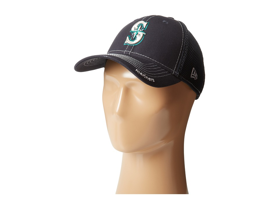 New Era - Neo Seattle Mariners (Navy) Caps