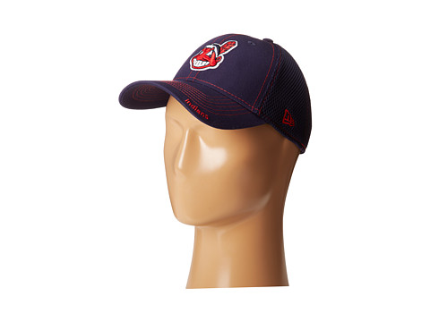 New Era - Neo Cleveland Indians (Navy) Caps