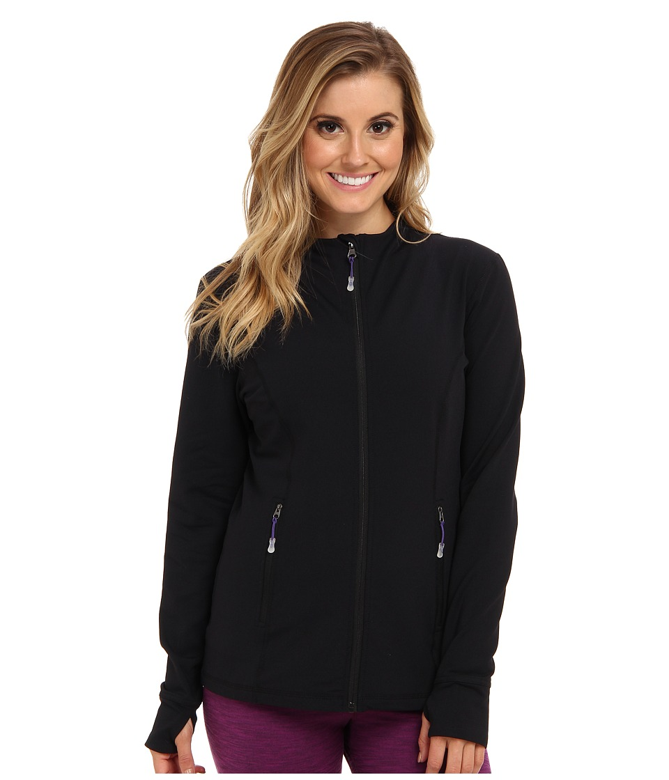MSP by Miraclesuit - L/S Jacket (Black) Women
