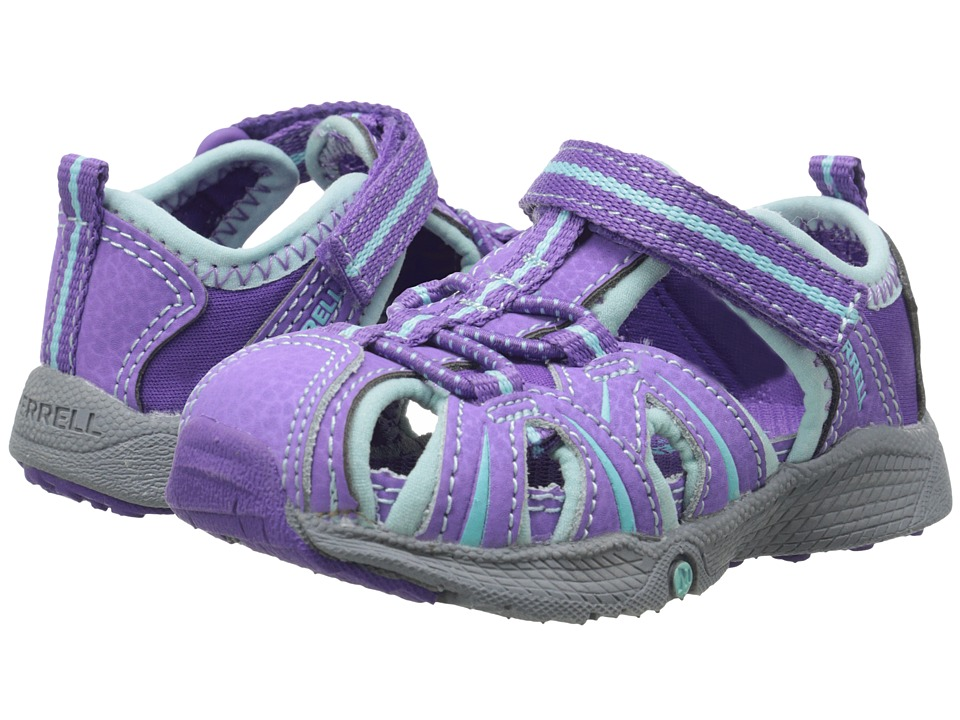 Merrell Kids - Hydro Junior (Toddler) (Purple/Blue) Girls Shoes