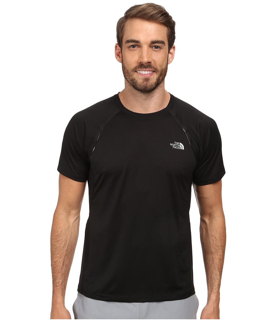 The North Face - Better Than Naked S/S (TNF Black/Monument Grey) Men's Workout