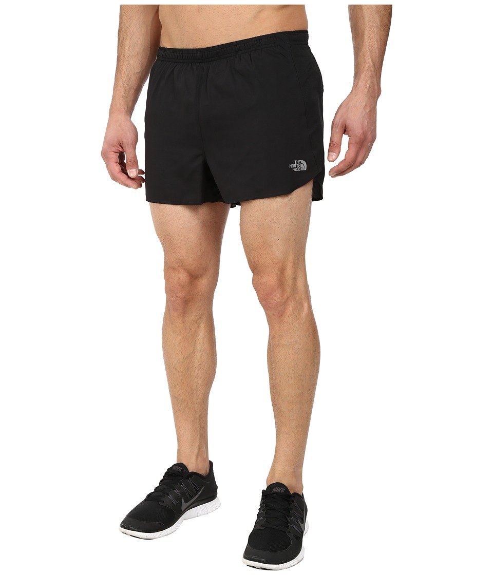 The North Face - Better Than Naked Split Short 3.5 (TNF Black) Men's Shorts