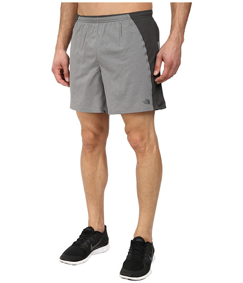 The North Face - Better Than Naked Short 7 (Monument Grey/Asphalt Grey) Men's Shorts