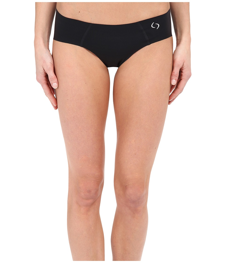 Moving Comfort - Out-of-Sight Bikini (Black) Women's Underwear