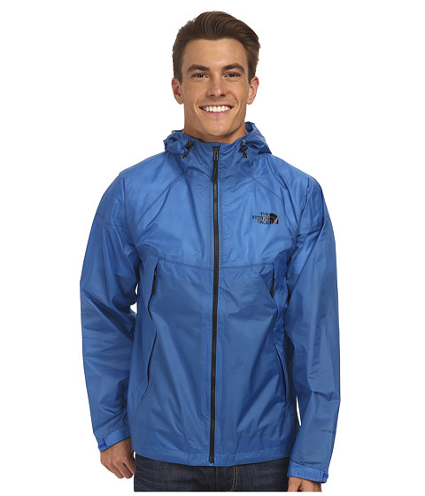 The North Face - Cloud Venture Jacket (Monster Blue) Men's Coat
