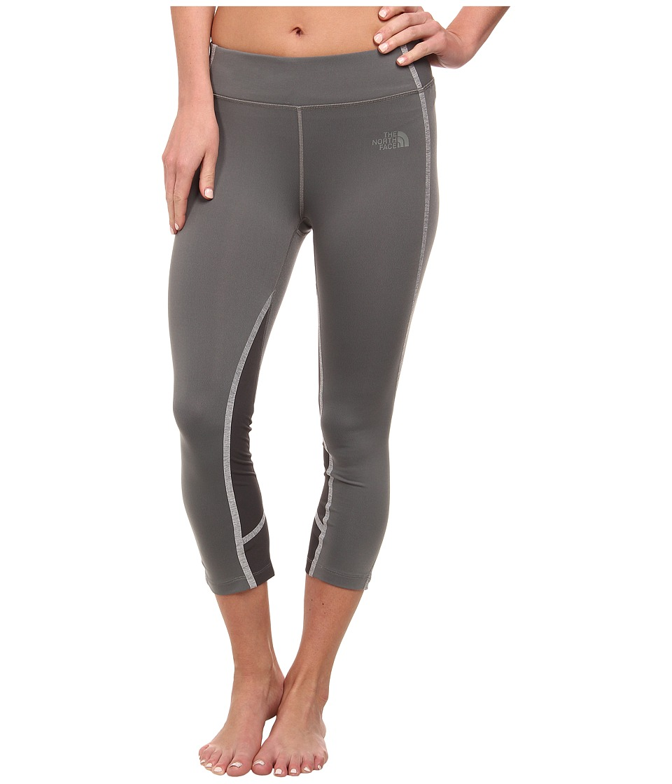 The North Face - Dynamix Legging (Sedona Sage Grey) Women's Workout