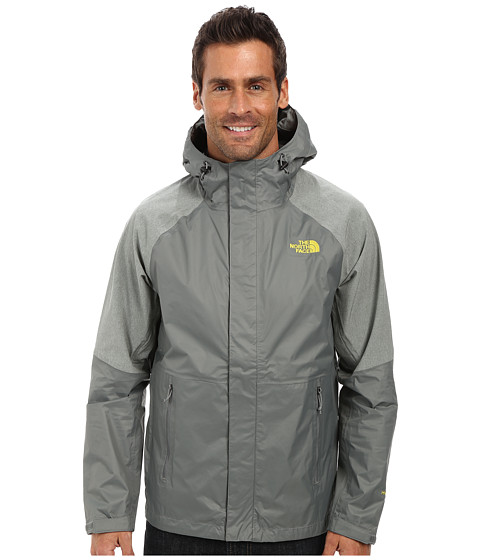 The North Face - Venture Hybrid Jacket (Sedona Sage Grey/Sedona Sage Grey Heather) Men