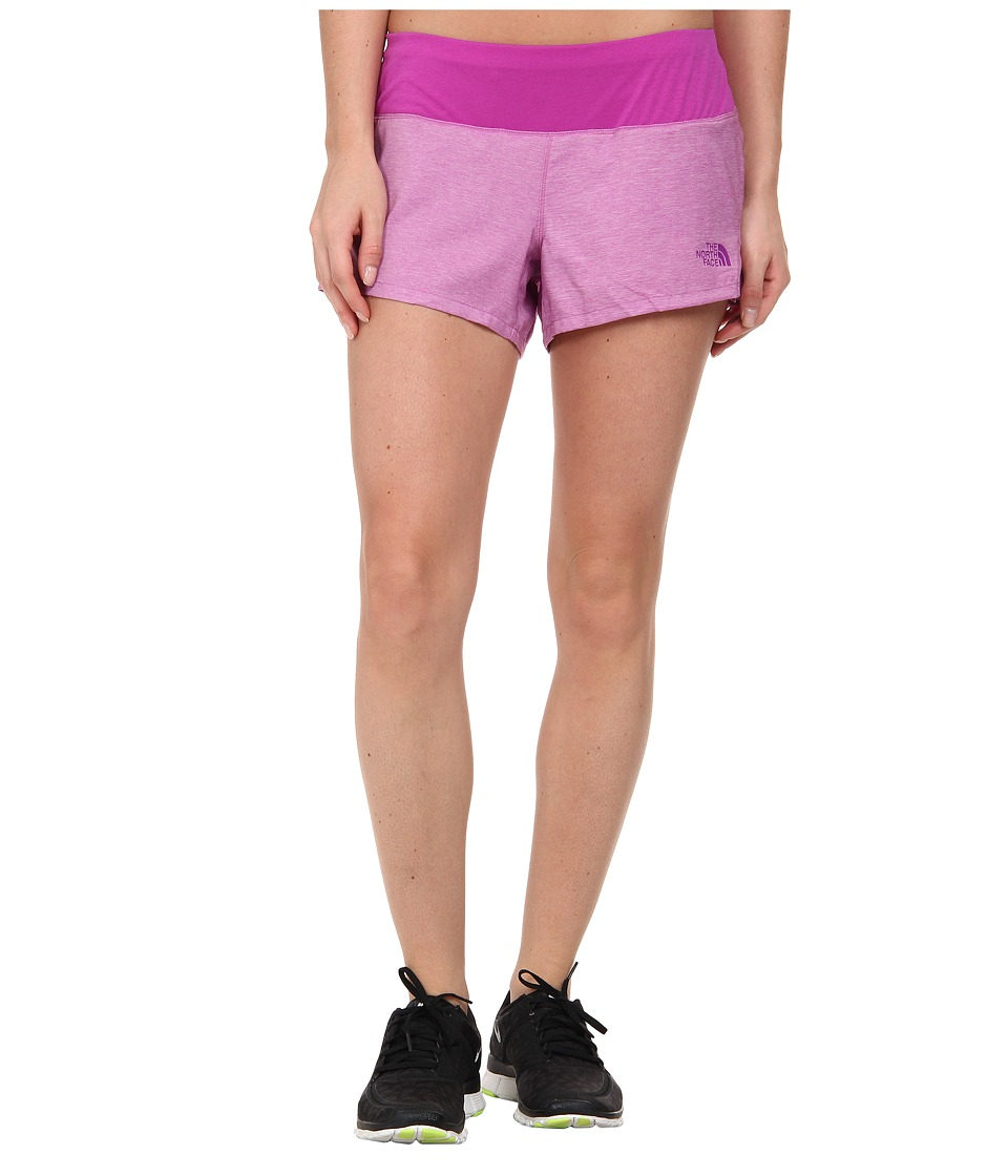The North Face - MA-X Short (Magic Magenta Heather/Magic Magenta) Women's Shorts