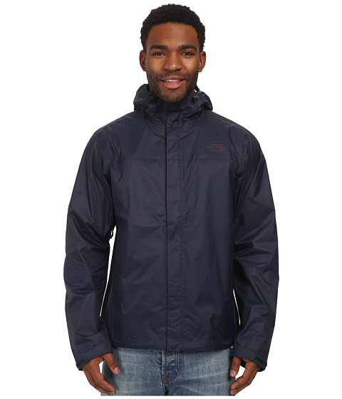 The North Face - Venture Jacket (Outer Space Blue/Outer Space Blue) Men