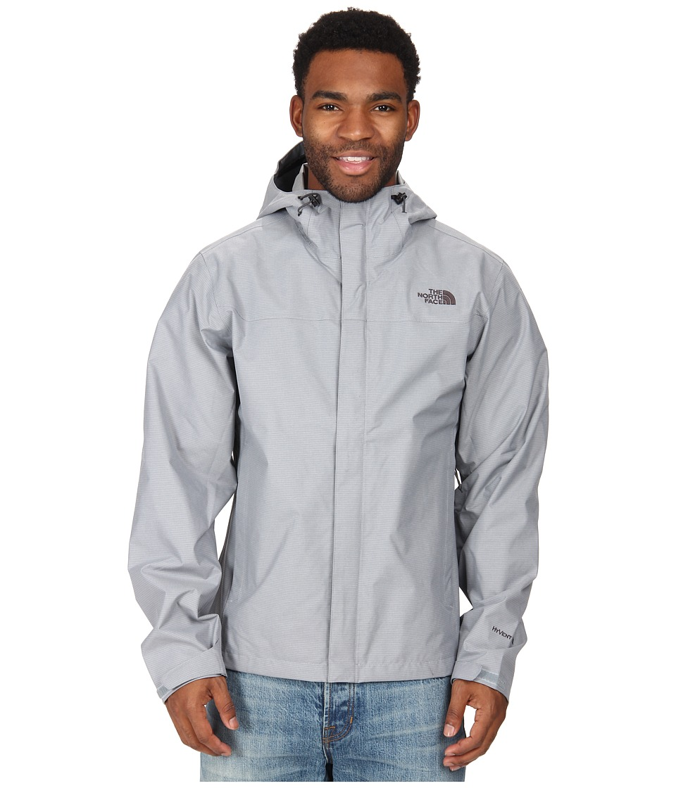 The North Face - Venture Jacket (Mid Grey Heather) Men's Jacket