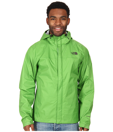The North Face - Venture Jacket (Scottish Moss Green/Scottish Moss Green) Men